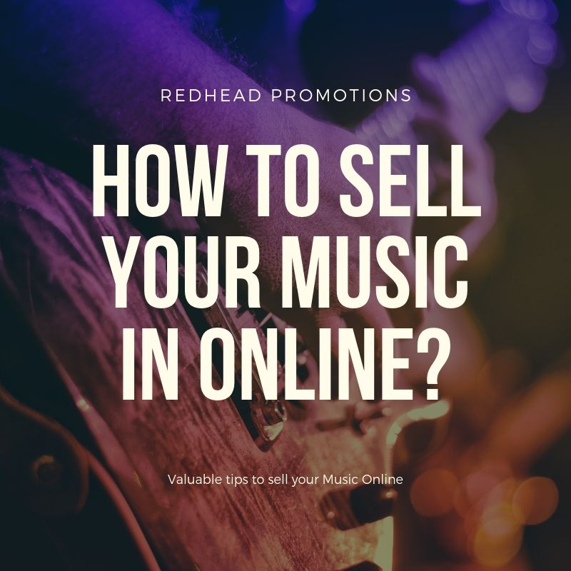 How to Sell Your Music in Online?
